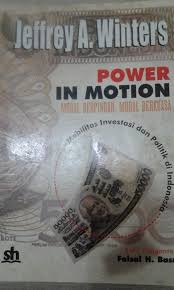 Power in Motion: Modal Berpindah, Modal Berkuasa